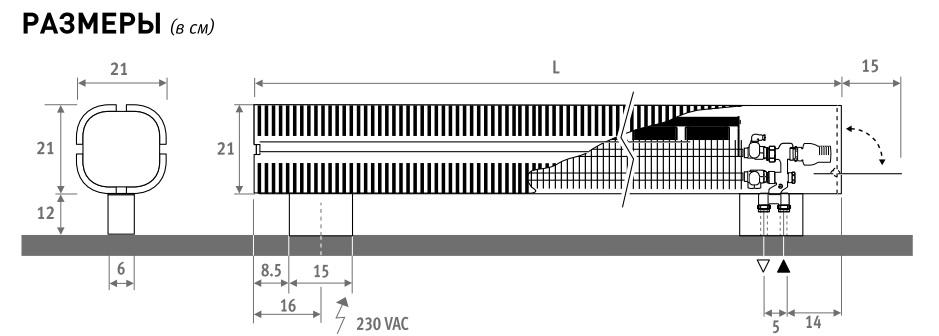 Knockonwood Freestanding Jaga/Jaga_Knockonwood_freestanding_DBE_Dimensions